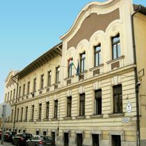 A Kossuth Iskola épülete