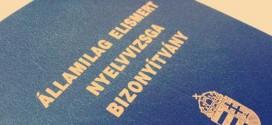 Nyelvvizsga eredmények a 2019-2020. tanévben
