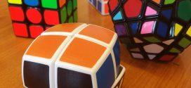 Kerületi Rubik kockaforgató-verseny